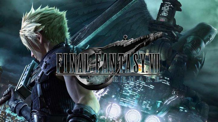 แฟนเกม Final Fantasy VII ลุ้นกันสุดตัว Square Enix จดเครื่องหมายการค้าใหม่